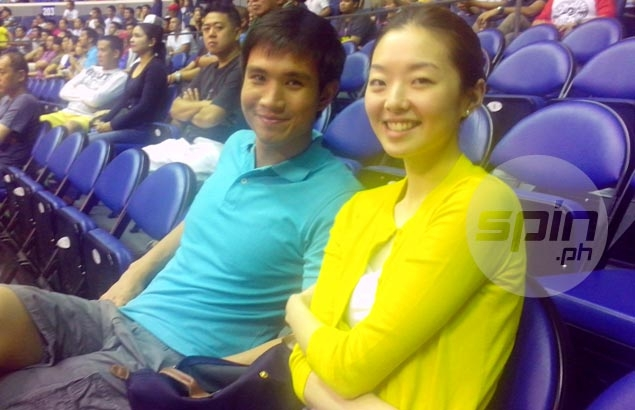 Meet the shy childhood sweetheart who became Mrs. Chris Tiu