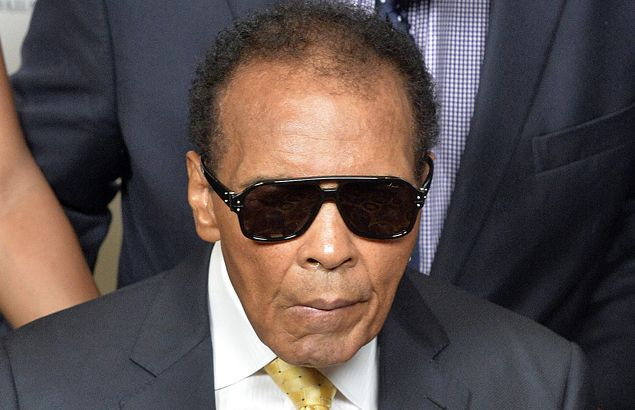 After prolonged hospital stay, boxing great Muhammad Ali returns for check up