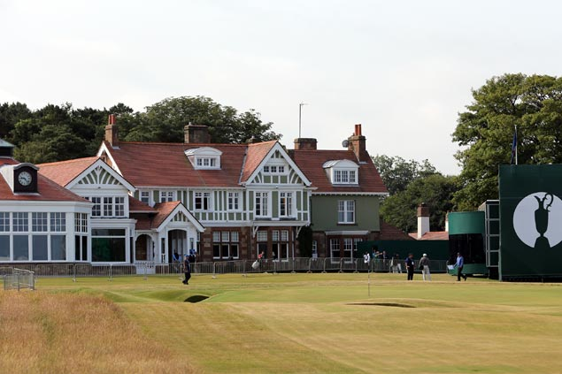 Muirfield taken out of British Open list of hosts for upholding male-only policy