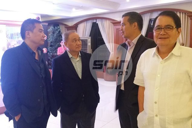 MVP says pulling out Talk 'N Text from PBA for 2017 World Cup qualifiers an option