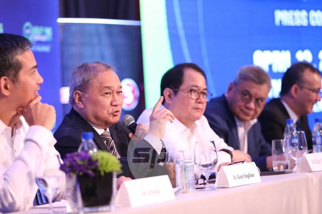 SBP head Manny Pangilinan says hosting of Olympic qualifier will cost 'north of P200 million'