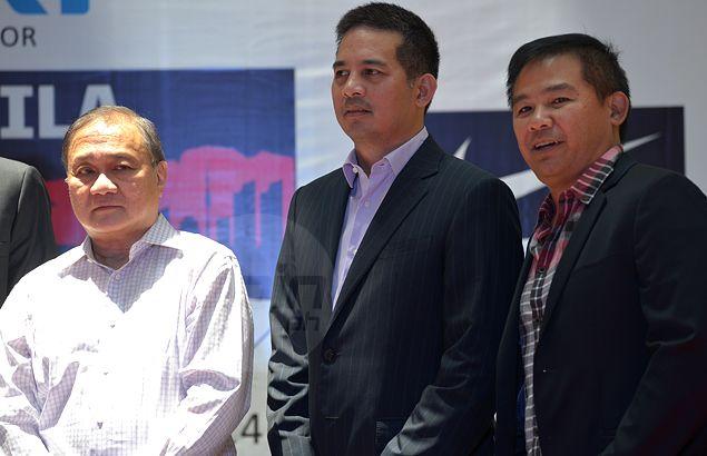Chot Reyes says he has SBP leaders' assurance that Gilas program not disbanded