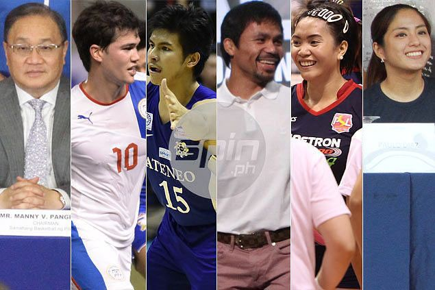 <em>Spin.ph</em> lists the 10 most influential sportsmen and sportswomen on social media
