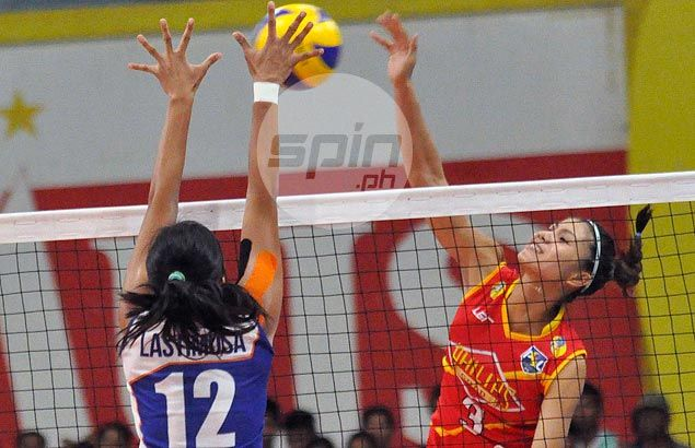 Myla Pablo thankful for spike in confidence after stint in Asian Under-23 wars