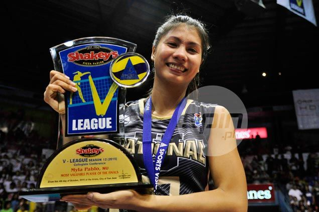 Myla Pablo finally gets recognition as true star as she steps out of Santiago sisters' giant shadow