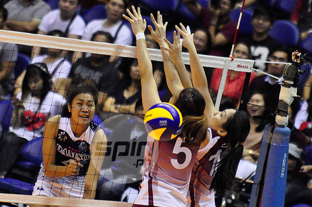 UAAP Women's Volley Preview: Adamson - Lady Falcons looking to soar with a bunch of rookies