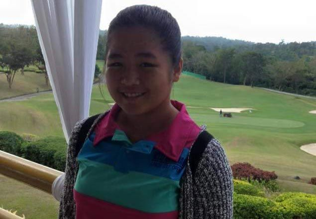 Davao golf prospect Nagayo to make debut in Philippine Ladies Open at Midlands