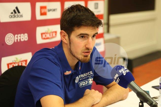 Euroleague MVP Nando De Colo brushes off tag as France's heir apparent to Tony Parker