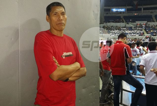 Out of job and often penniless, Nani Demegillo has one piece of advice for today's PBA players