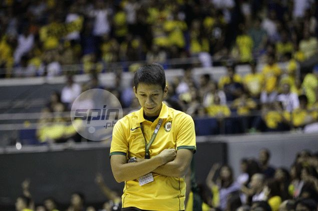 Nash Racela says Tamaraws' loss to UST Tigers could be a 'blessing in disguise' for FEU