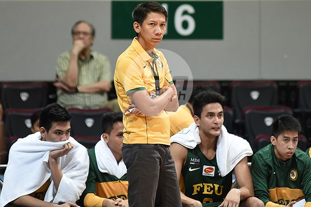 FEU president challenges title-hungry Tams: 'What kind of character do you have?'