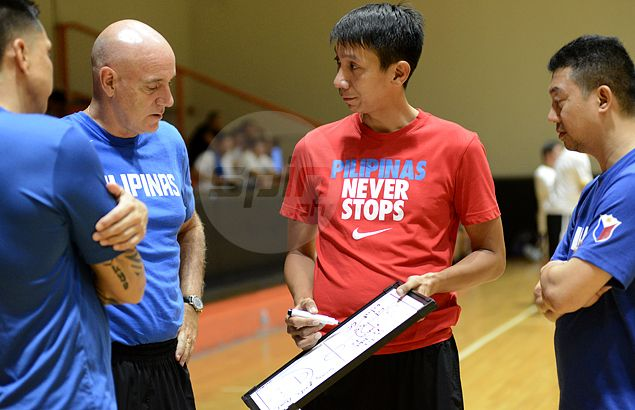 Coaches do extra work as Gilas cadets prepare to face mystery rival Thailand in SEA Games semifinals