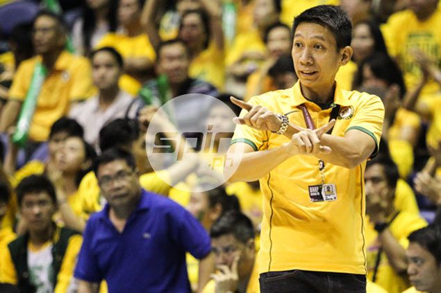 FEU's Nash Racela unfazed by arrival of high-profile coaches in UAAP ranks