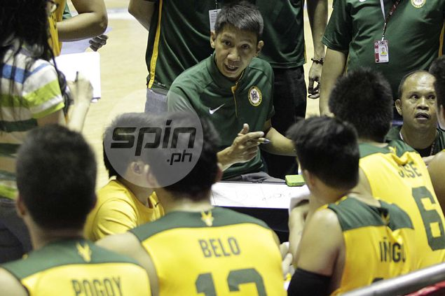 Coach Nash Racela demands FEU to refocus on team basketball heading into all-important match vs. Ateneo
