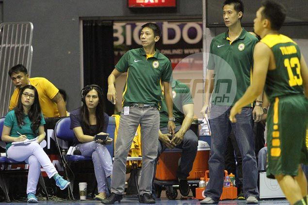 FEU coach Nash Racela unhappy with his 'consistently inconsistent' Tamaraws
