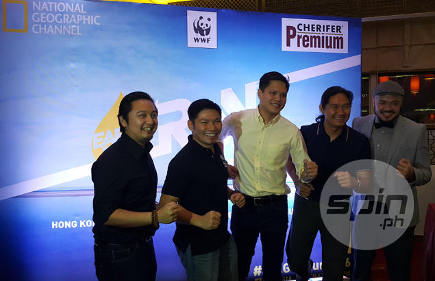 Manila confident of having biggest turnout in five-city NatGeo Earth Day Run