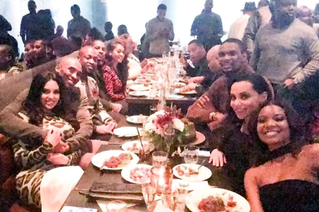 Ultimate tribute for Kobe Bryant came in form of private dinner hosted by Wade, Paul, Anthony