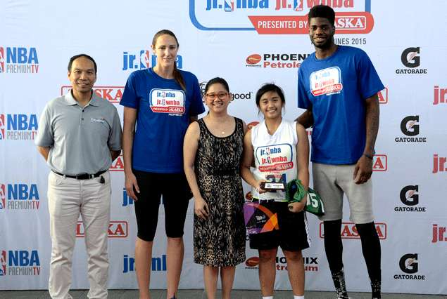 Clinics aimed at discovering future stars gets backing from Globe Telecom