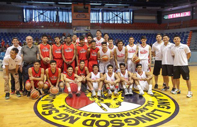 Former Batang Gilas Jerrick Balanza shows loyalty to Letran by committing to play for Knights