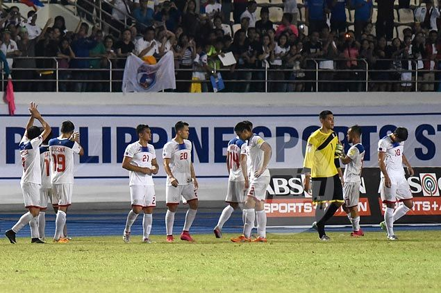Brave Azkals stand ground, hold North Korea to scoreless draw in Pyongyang