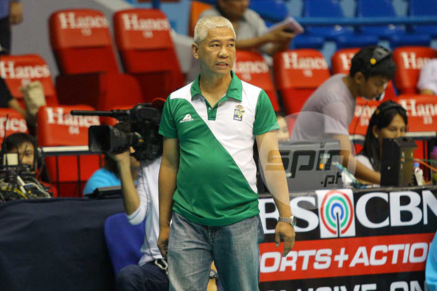 Nes Pamilar not too pleased despite winning start for La Salle in Spikers Turf