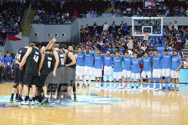 New Zealand coach Paul Henare admits he feels for former mentor Tab Baldwin after Gilas loss