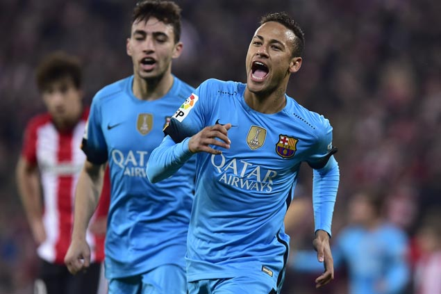 Barcelona edges Athletic Bilbao, Atletico Madrid draws Celta Vigo in Copa del Rey quarters