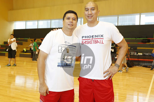 Nic Belasco glad to be back in PBA, this time as assistant coach for Phoenix