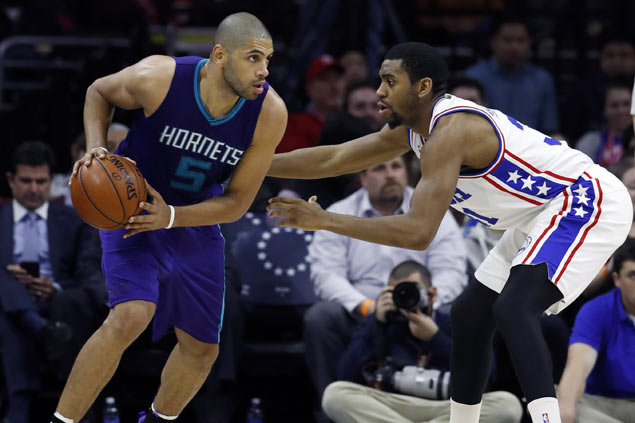 Soon-to-be free agent Nicolas Batum still unsure of joining France in Manila qualifiers