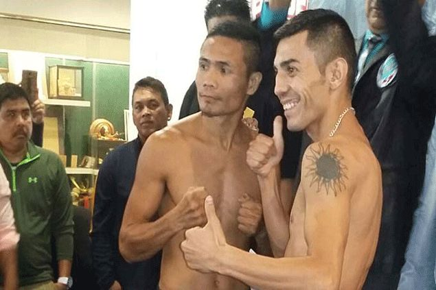Donnie Nietes hopes to make mark in US debut as champ stakes WBO title against Mexican Juan Alejo