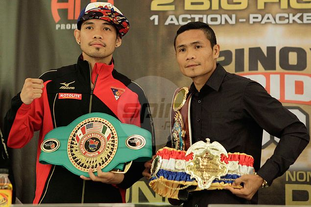 Nonito Donaire Jr. out to prove he's not yet damaged goods as he makes ring return in undercard of Nietes title fight