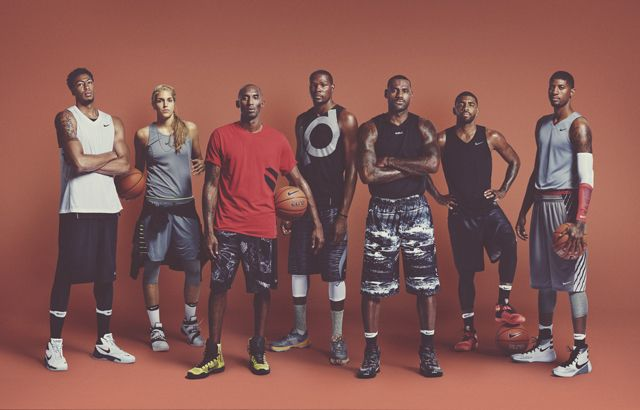 LeBron, Kobe, Irving, Durant roll out Nike's 'Bring Your Game' campaign. Watch VIDEO