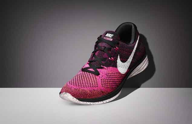 Nike Flyknit Lunar3 — Made light to go long