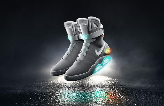 Nike releases iconic 'Back to the Future' shoe, but sneakerheads not overjoyed. Find out why