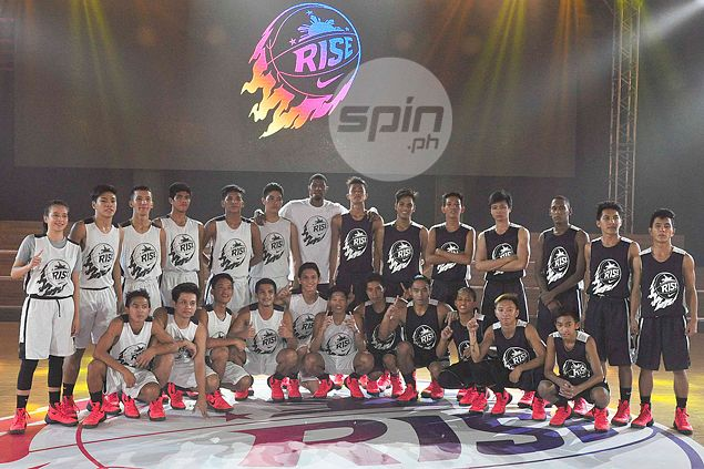 Meet the 24 Nike Rise aspirants: Who will rise to the top of their game?