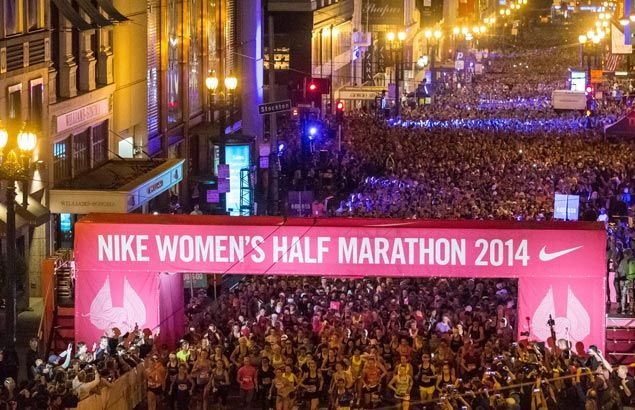 Manila leg included for the first time in Nike Women's Race global series