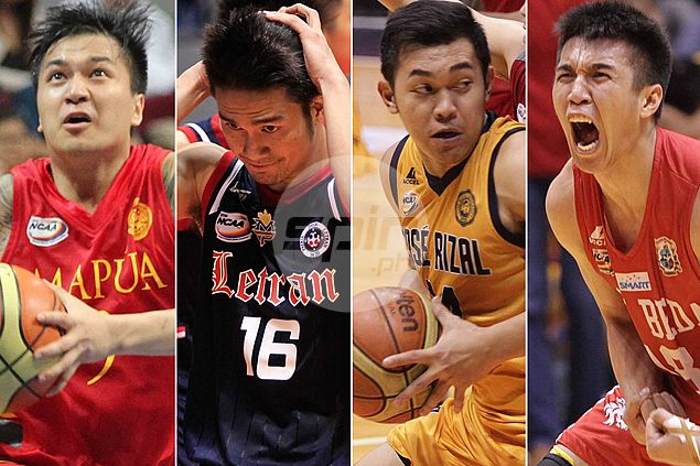 Top seeds San Beda, Letran try to arrange title showdown as NCAA Final Four underway