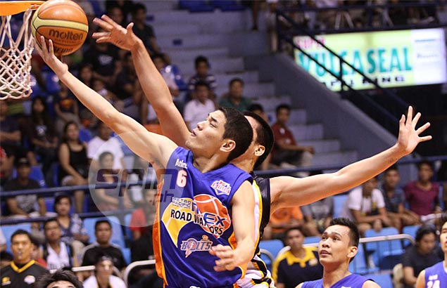 Long's defensive gem helps Warriors survive JRU scare, reach finals