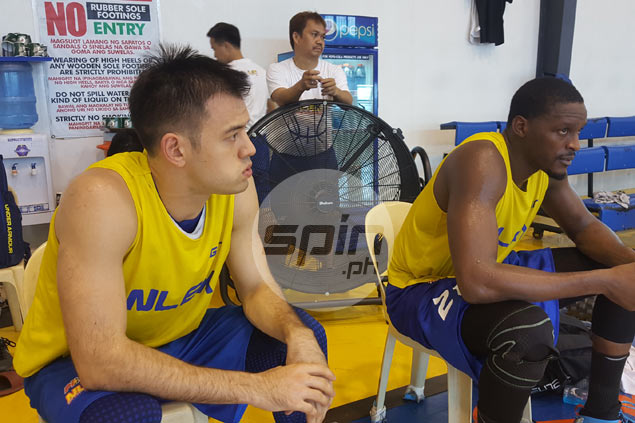 PBA players feel the heat - literally and figuratively - as they prepare for playoffs
