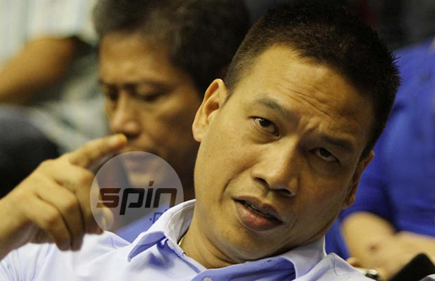 Noli Eala not involved in San Miguel Corp.'s basketball operations, says Ramon Ang