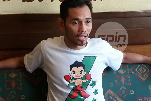 Hungarian Bedak says he didn't come all this way to run away from Nonito Donaire