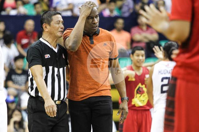 Norman Black rues porous Meralco defense, mum on crucial non-call in final play