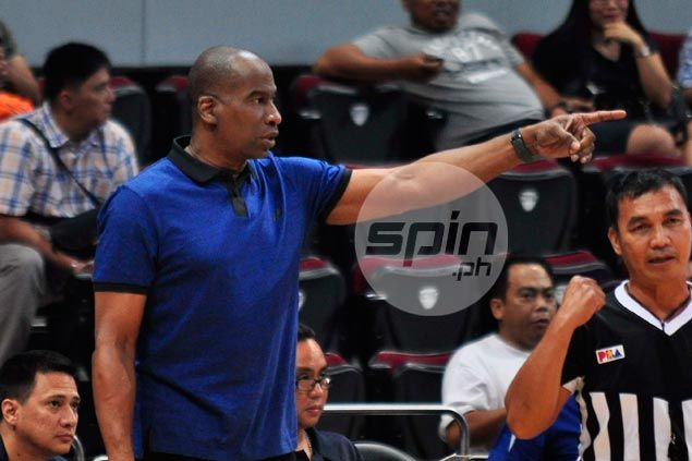 Norman Black owns up to Meralco letdown: 'I'm the coach ... It's my fault'