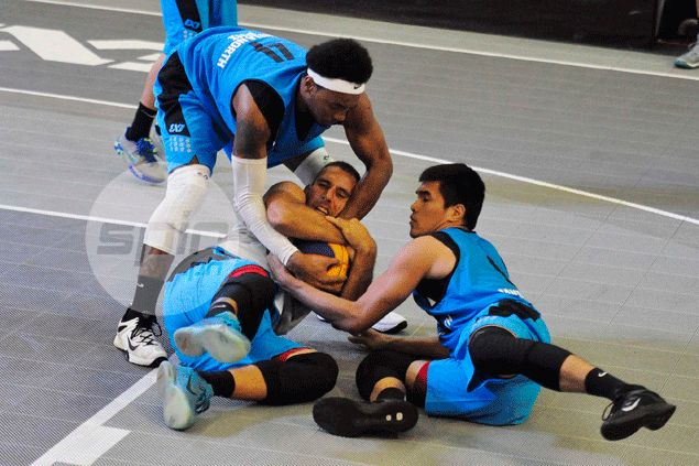 Manila North settles for runner up honor as NoviSad just too dominant in FIBA 3x3 final