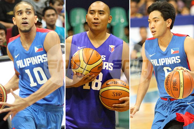 Guiao expects Gilas trio Norwood, Lee, Chan to rejoin Rain or Shine practice by Monday