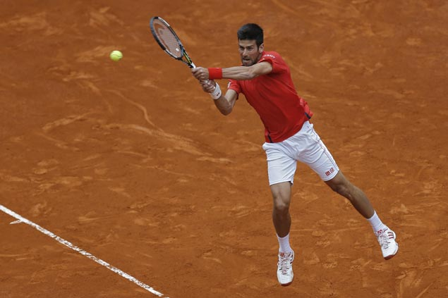 Novak Djokovic, Andy Murray, Rafael Nadal sweep their way to Madrid Open quarterfinals
