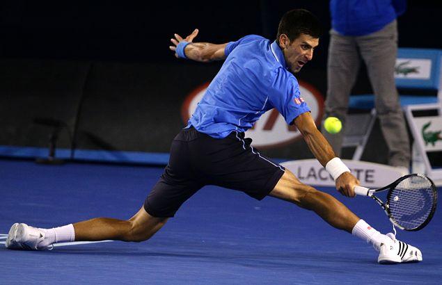 Novak Djokovic outlasts Wawrinka in five-setter to set up Oz final against pal Murray