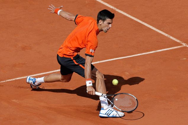 Top seed Novak Djokovic ends Rafael Nadal's 39-match French Open win streak