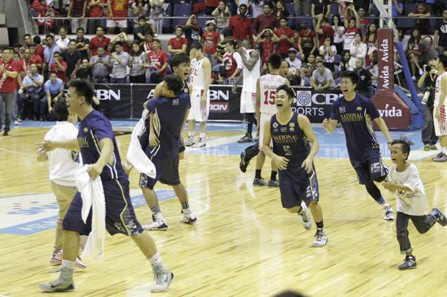 NU Bulldogs survive KO thriller against UE Red Warriors to punch ticket to UAAP Final Four
