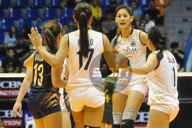 Jaja Santiago, Myla Pablo left searching for answers in middle of Lady Bulldogs slump
